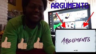 """REACTING TO """"ARGUMENTS"""" BY PONTIACMADE DDG"""