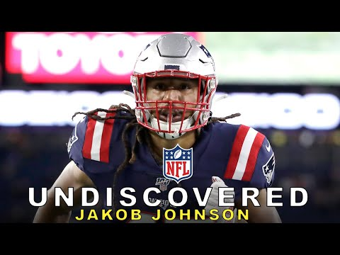 From A Torn Shoulder & A Flight Back To Germany To Playing For The Patriots: Jakob Johnson's Story