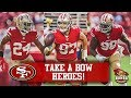 49ers Dominate Browns With Defense NFL 2019   Kyle Juszczyk May Miss 4-6 Weeks