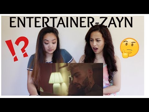 ZAYN - ENTERTAINER (REACTION)