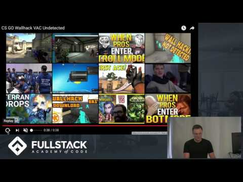 Tech Talk: Hacks In Video Games