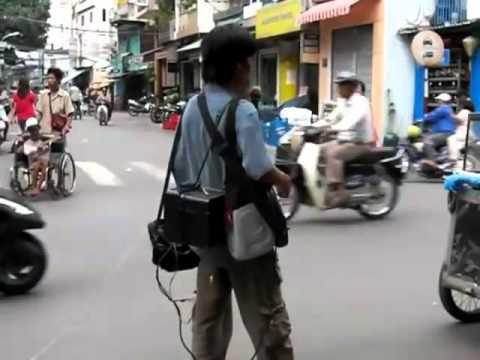 Tội Tình - Tiếng nhạc trên đường phố - Nghệ sĩ Hải Mù hát rong