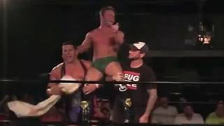 aaw wrestling cm punk colt cabana gregory iron dvd cut scars stripes 2011