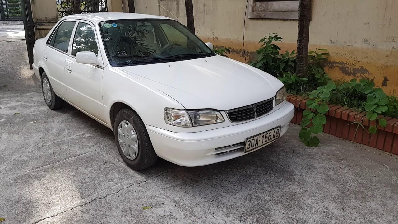 Corola 2001 máy 1.3 giá 79trieu lh 0327173016