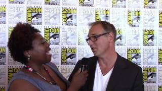 Dan Percival discusses the Man in the High Castle