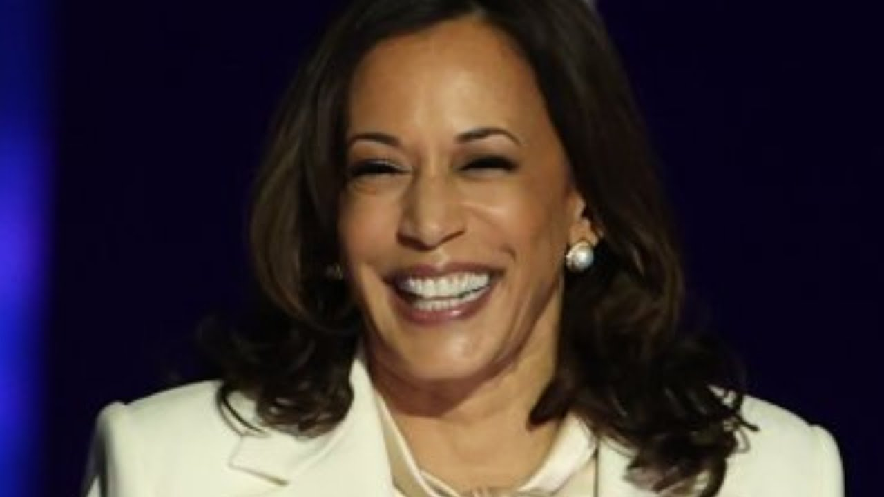Body Language Expert Breaks Down Kamala Harris' Victory Speech