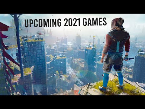 Top 20 NEW Upcoming Games of 2021 [Second Half]