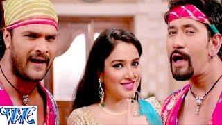 चोख लागे सामान दादा भाला के नोख - Doodh Ka Karz - Dinesh Lal & Khesari Lal - Bhojpuri Hot Songs 2016