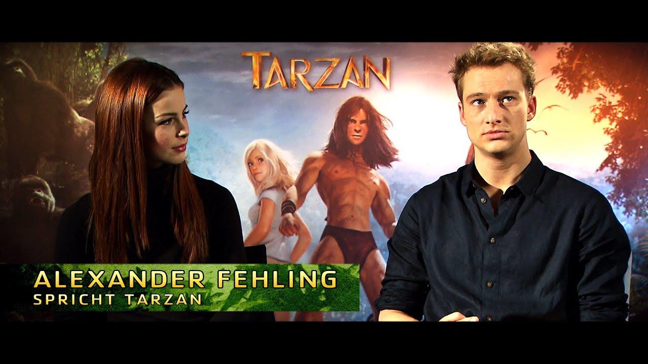Tarzan 3D: Interview: Lena Meyer Landrut | Alexander Fehling