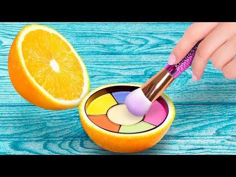 Sommerlich fruchtige Deko-Ideen für dein tägliches Make-up
