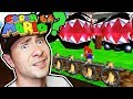 This Super Mario 64 Romhack is EXTREMELY Difficult // Kaizo Mario 64