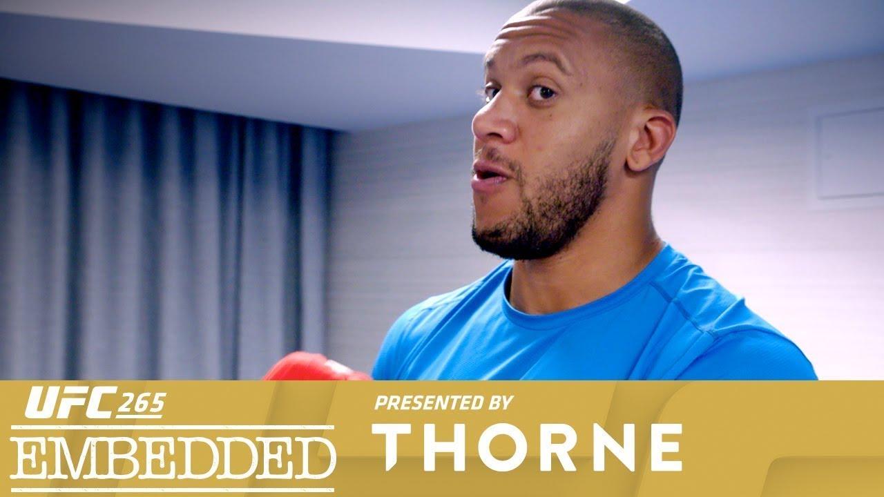 UFC 265: Embedded - Эпизод 2