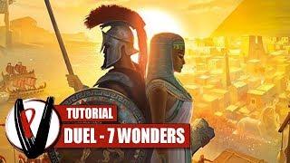 7 Wonders Duel | Giochi da Tavolo | #VaiPasso 26