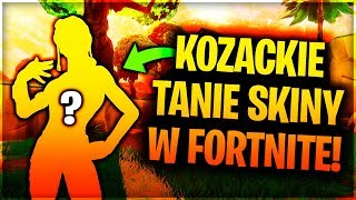 10 COSSACK CHEAP SKINS IN FORTNITE!
