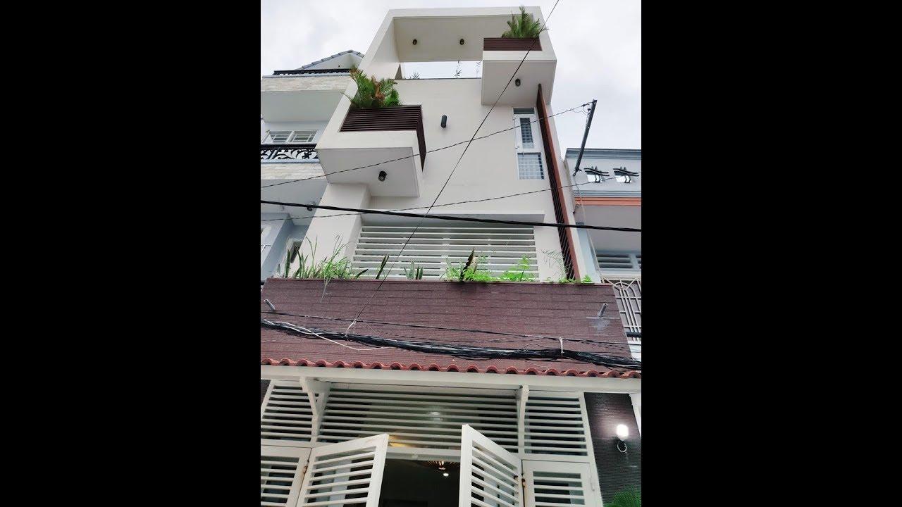 Ngôi nhà 1 trệt 2 lầu diện tích 84m2