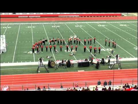 Maypearl Panther Band performs Midnight Syndicate