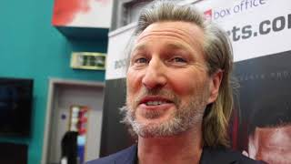 'GET IT ON! - THE FIGHT I WANT TO SEE IS ANTHONY JOSHUA v TYSON FURY' - SAYS ROBBIE SAVAGE