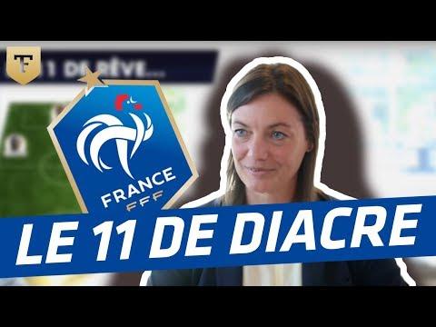 Corinne Diacre : Mon onze de rêve mixte !