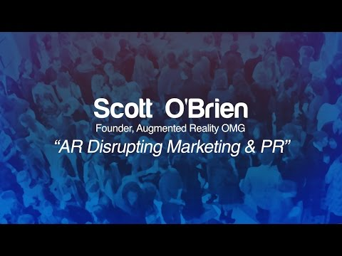 AR Disrupting Marketing & PR | Media Social 6