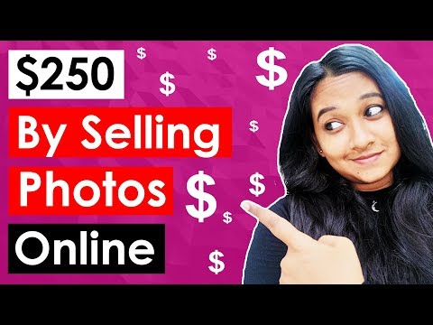 Sell Photos Online And Make Money 2020