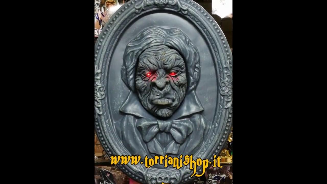 Negozio Halloween Via Mercato5 Milano Tutto Horror Youtube