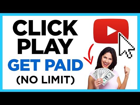 MAKE MONEY WATCHING VIDEOS - SIDE INCOME