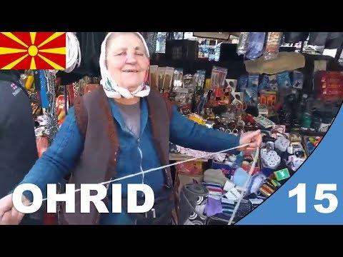 Macedonia: bazaar in Ohrid