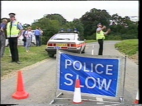 BBC Six O'Clock News - 19-8-87 - Hungerford Massacre
