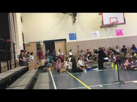 Ah, Poor Bird!-Wallingford Elementary School Orff Ensemble