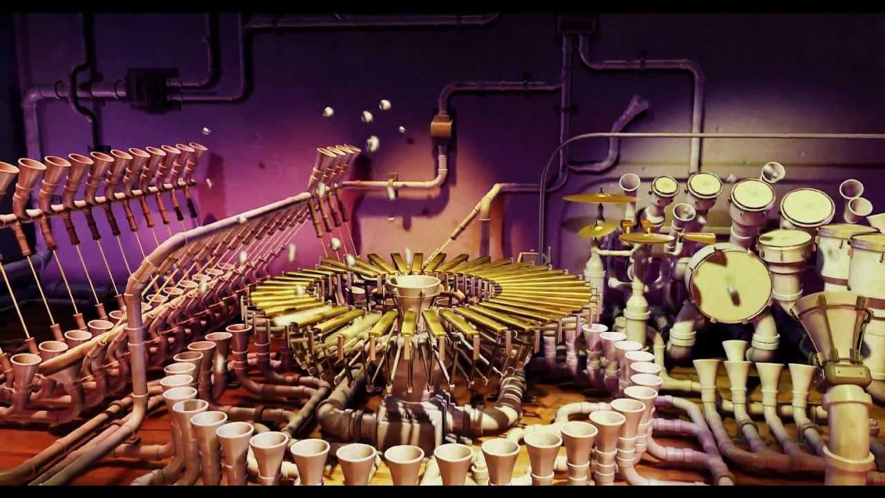 Animusic - Pipe Dreams [1080p HD] - YouTube