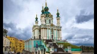 Стас [k313] Добжинский - Киев. Вид на Андреевский Собор (2013)(, 2014-04-22T15:26:01.000Z)