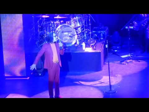 Todd Rundgren. Live @Wellmont Theater, N.J. 12.08.17