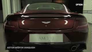 Aston Martin Vanquish 2012 (Option Auto News)
