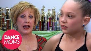 """Maddie Is REALLY Stressed"" Cathy Makes a SCENE at the Joffrey Audition (S2 Flashback) 