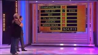 The Price Is Right (Australia) (7 May 2012) - Premiere Episode of New Series