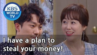 (1Click Scene) I have a plan to steal your money! [Brilliant Heritage/ENG,CHN/2020.09.24]