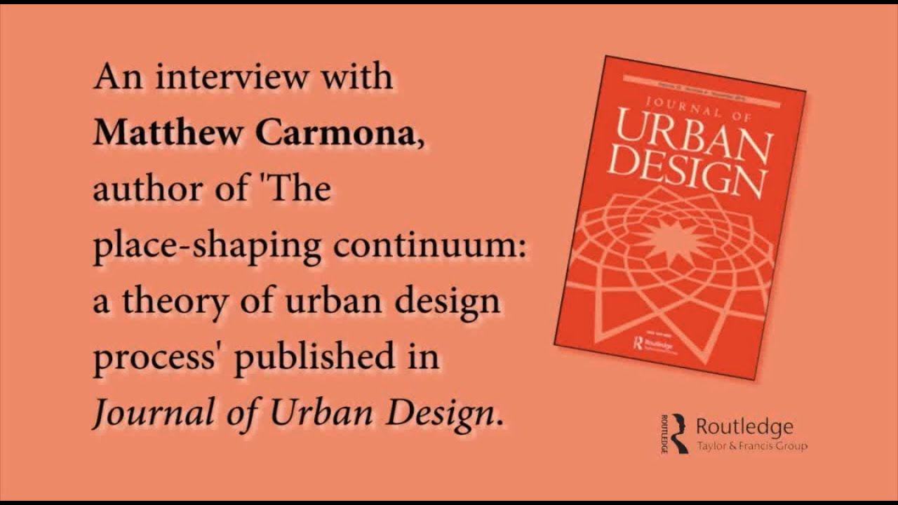 urban design theory Start studying urban design theory quiz 1 learn vocabulary, terms, and more with flashcards, games, and other study tools.