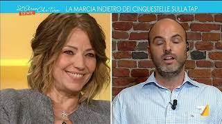 Elisabetta Gardini (FI) vs Andrea Roventini sulla TAP: 'Dite no a tutto ma cosa proponete?'