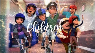 Children of the Sun♥ //TrollHunters S2 ¡Spoilers! // ♥ AMV