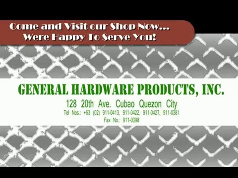 General Hardware Products, Inc.