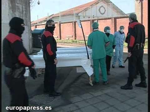 Acto reivindicativo en la cárcel de Basauri