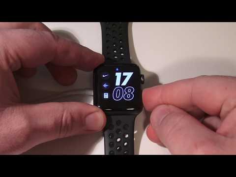 Сброс забытого пароля на Apple Watch (без IPhone)