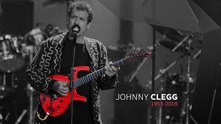 Décès du chanteur Johnny Clegg