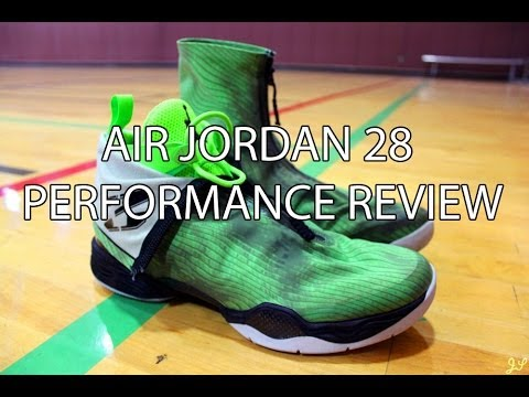 Air Jordan 28 Performance Review   Kicksologists.com