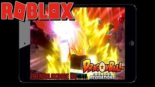 DBOR MOBILE GAMEPLAY! | ROBLOX
