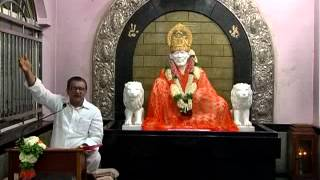 Sri Shirdi Saibaba Satsangam@Nellore by Sri Allu Bhaskar Reddy(19-APR-15)