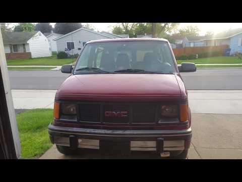 1994 GMC Safari AWD