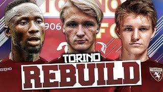 REBUILDING TORINO!!! FIFA 18 Career Mode