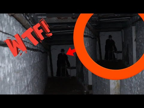 WARNING! This video is so scary! you watch it at your own risk! (St Joseph's seminary)