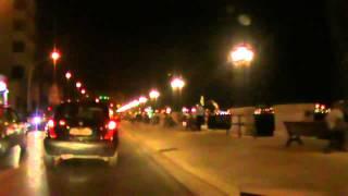 Mind Shift // Night Drive in Bari - September 2011